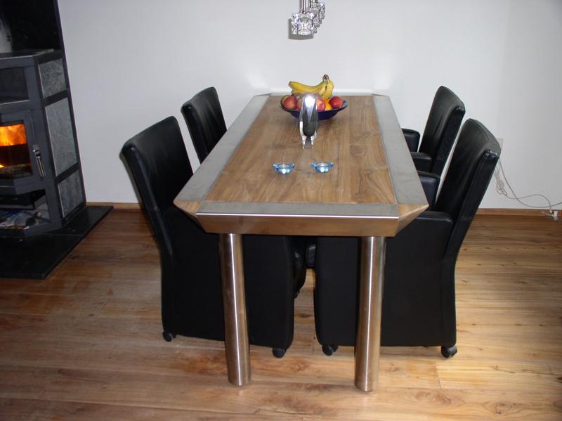 Agema metaalbewerking - Tafel design keuken ...